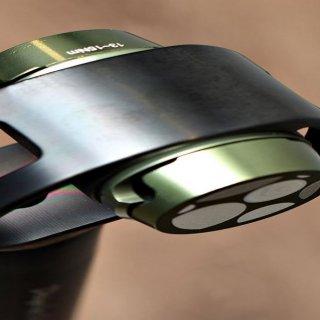 【DLC 鑽石黑系列】 DLC Coatings : Diamond-Like Carbon
